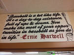 Ernie Harwell Quote