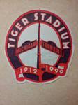 Detroit Tiger Stadium Logo