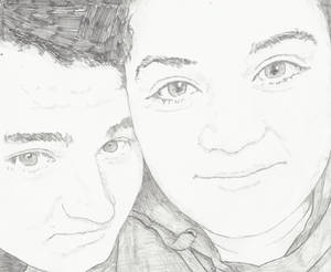 Friend Drawing 60