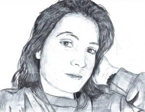 Friend Drawing 285