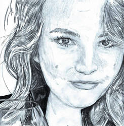 Friend Drawing 293