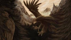 Aguila by AngelBarrios