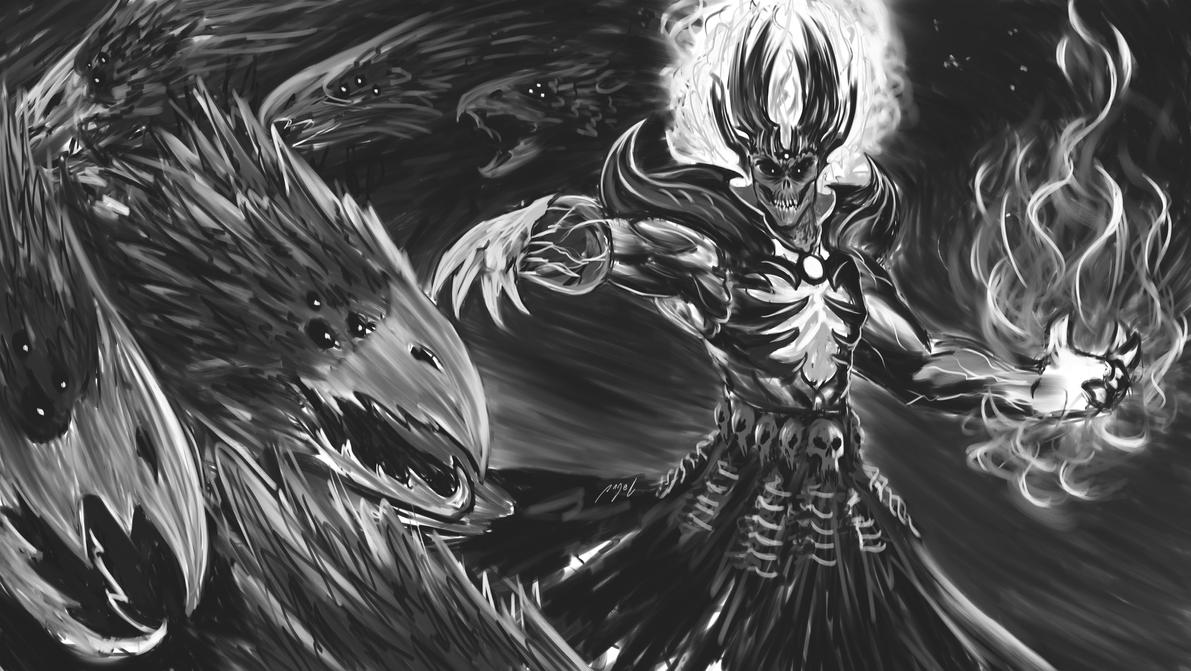 Deathlord Brand by AngelBarrios