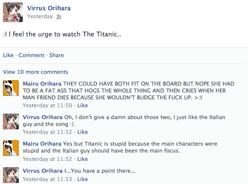 Alter Ego: Titanic by Alter-Ego-Facebook on DeviantArt