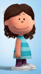 Peanuts Jenna (aka Schultz Style Jenna) by bluecinderella4