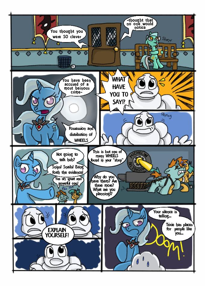 Bibendum Part 1 by Chaos-Flare44
