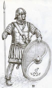 Legio Martenses Seniores - IV century AD.
