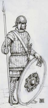 Tertia Diocletiana Thebaeorum IV century AD.