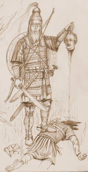 Langobard  Gasindius 570 AD