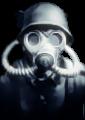gasmask by Paullian