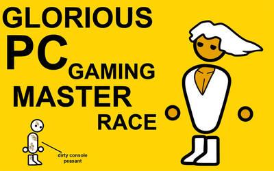 Glorious PC MasterRace1 by Endijian