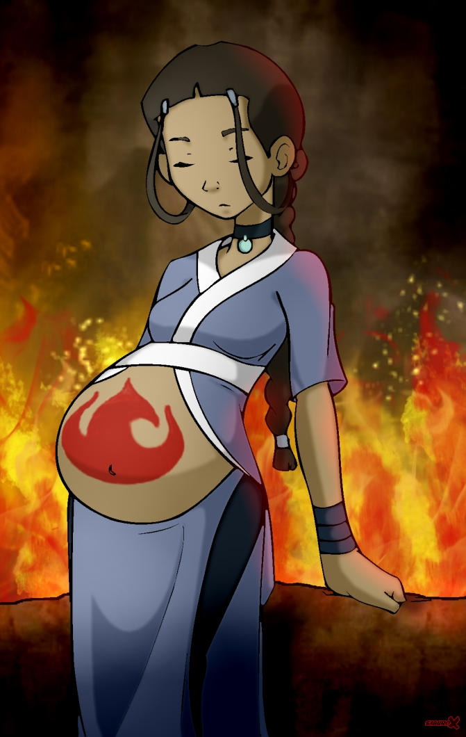 katara the last heirbender ii by saburox on deviantart