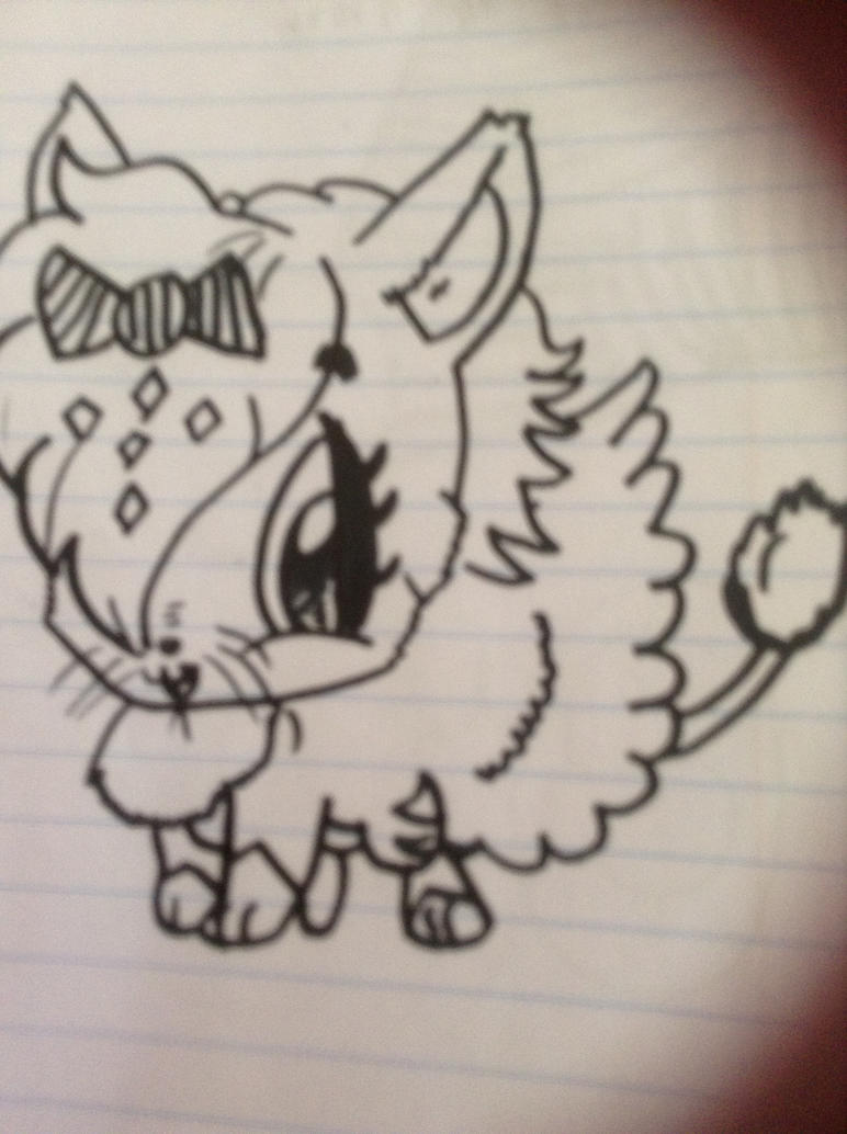 Fun2draw how to make a cat by brightceliana on deviantart for Fun to draw cat