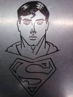 Man of Steel by MetalPudding
