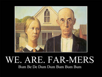 We Are Farmers