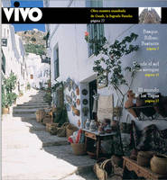 Vivo Magazine cover by MetalPudding