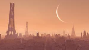 SciFi HumanCity FullPack7 by jamesgrote