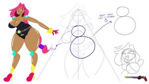 Ulnia Updated Character Sketch
