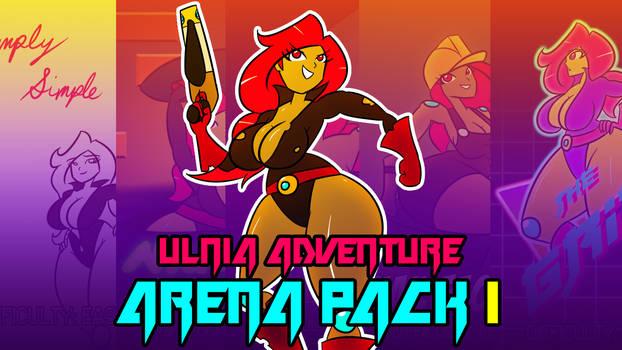 Ulnia Adventure Arena Pack 1