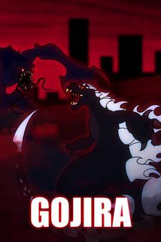 GOJIRA fan poster