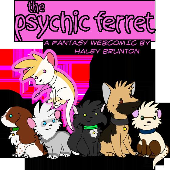 PsychicFerret's Profile Picture