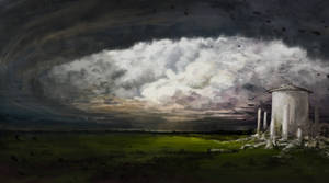 Eye Of The Storm by Robedirobrob
