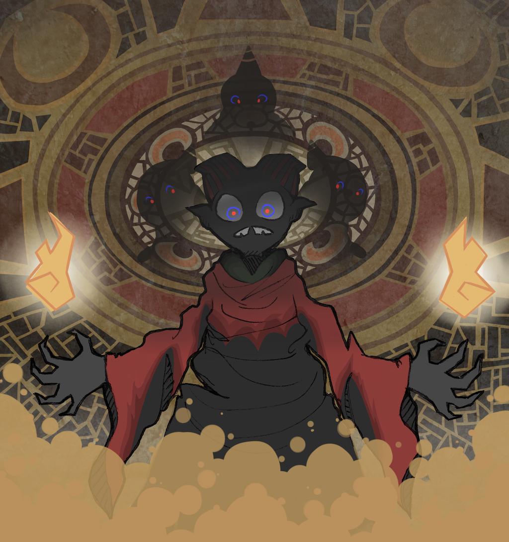 Temple of Fire - Zelda Dungeon Wiki