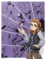 Pokemon Trainer Ben! by CPTBee