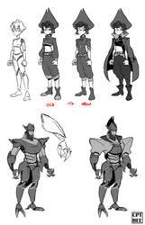 TOOLS Character Designs