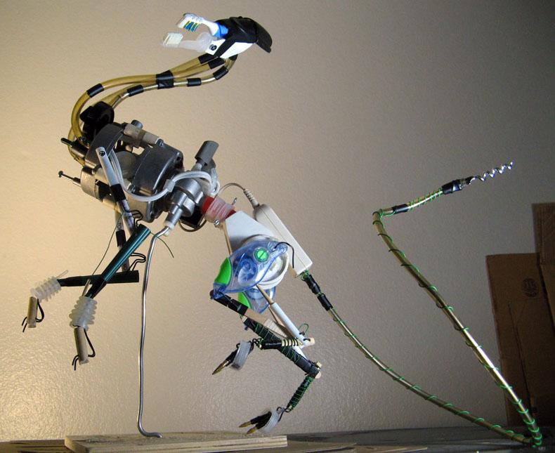 9 Creature Contest: Longjaw by jagarujimbo