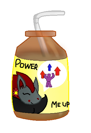 Powerdrink by LukeTheeMewtwo