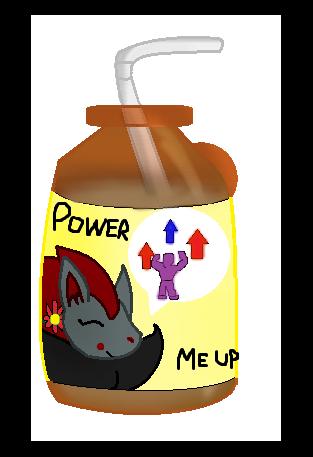 Powerdrink by LukeTheeMewtwo