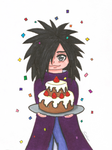Happy birthday from Madara