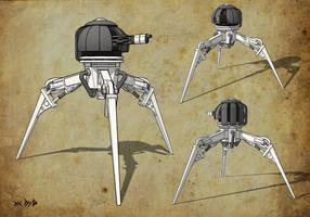 Droid by DmitryGrebenkov