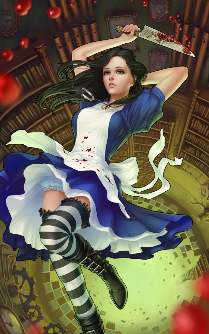 Alice by DmitryGrebenkov