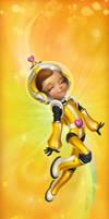 Yellow Pepper by DmitryGrebenkov