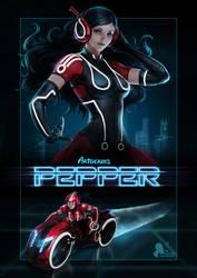 Pepper Tron