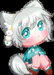 Mascot 008a by RumCandyAdopt