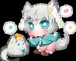 Mascot 006 by RumCandyAdopt