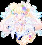 Floral Elegance Wingubaby + Video by RumCandyAdopt