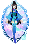 Meifen in Return of Lotus Outfit R73 (SOLD)