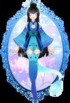 Meifen in Return of Lotus Outfit R73 (SOLD)