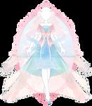 C: Sky Blossom Wedding Outfit