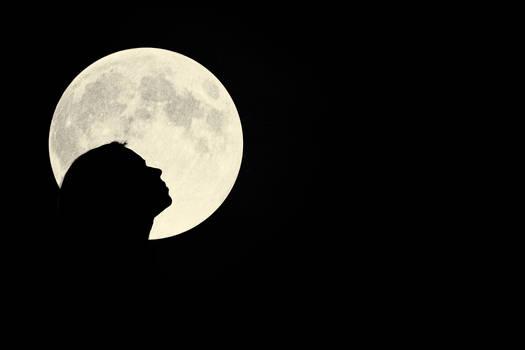 Vivi and the Moon