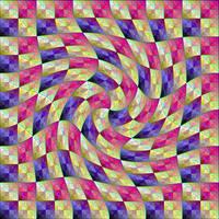 Patch Worked Twirl By Piggies Go Moo