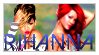 .:Rihanna Stamp:. by MissUnicornWizard