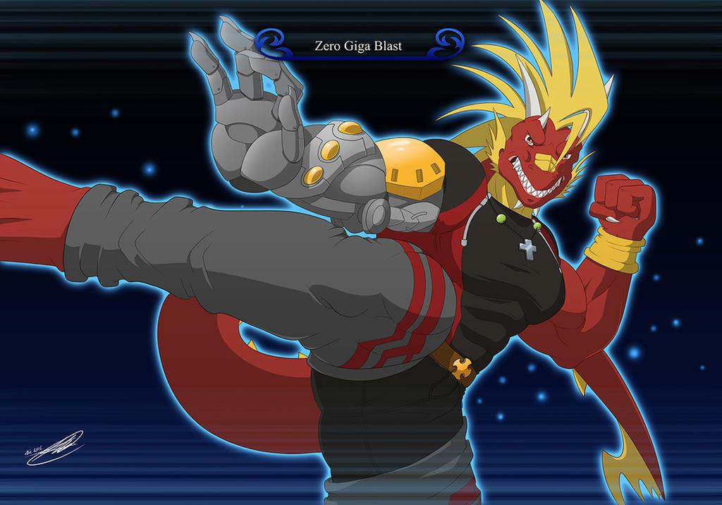 Zero Giga Blast by SymbolHero