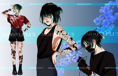 ADOPTABLE#44 Closed by moonlulu5