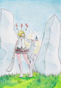 Jin illustration