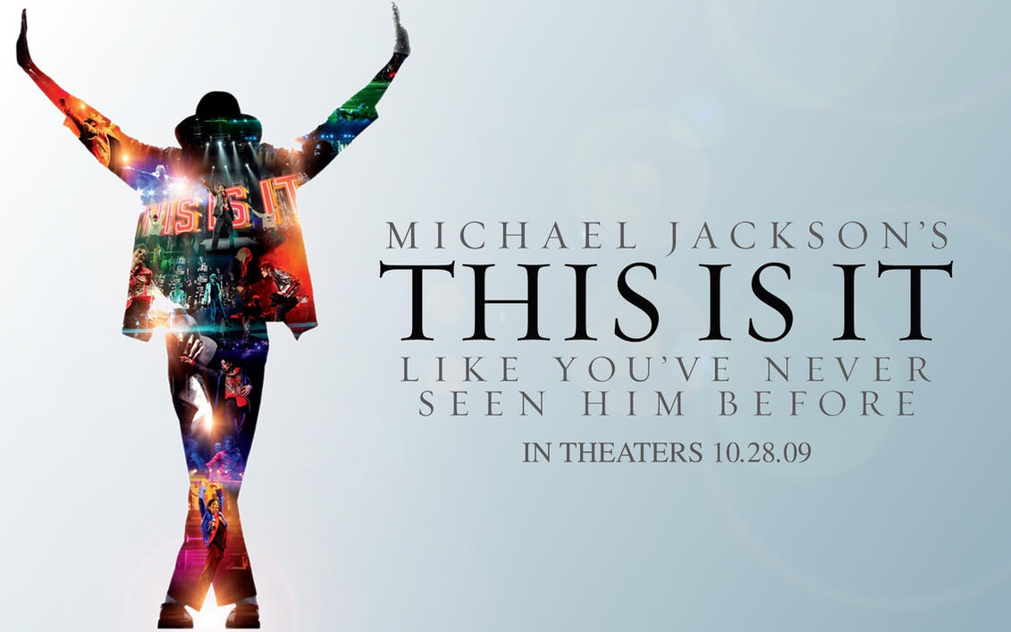 Michael Jackson's This is It by angeluson